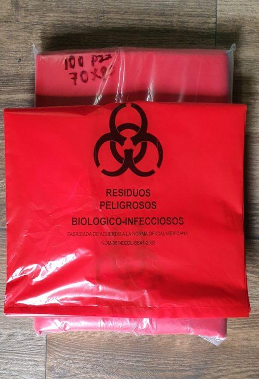 Bolsa Roja 70x90 1